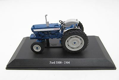 1964 Ford 5000 Tractor - 1/43 Scale