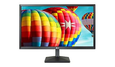 "LG 22"" Full HD LED Desktop Monitor 21.5"" Model 22M38D-B VGA and DVI Port"