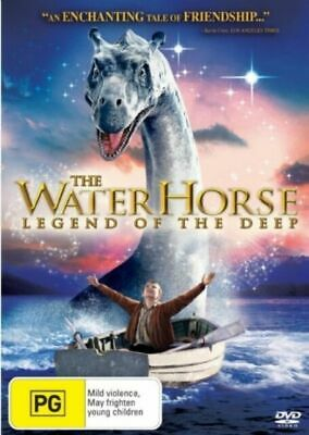 THE WATER HORSE-Legend of the Deep (DVD, 2008) -PG Rated KIDS DVD