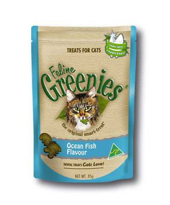 Greenies Dental Treats Ocean Fish