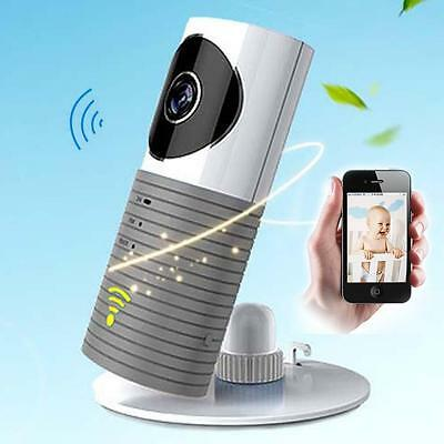 Wifi Home Security Camera Smart Phone Audio Night Vision Baby/ Pet Monitor D CC