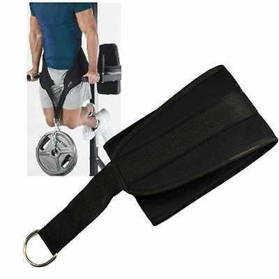 Fitness Dip Belt Gym Weight Lifting Waist Strength Training Pull Up Dipping Belt