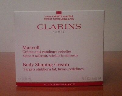 Clarins Body Shape Up Your Shaping Cream 200ml
