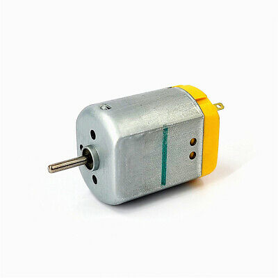 DC 12V 24V Dual Head RS-555 Motor Strong Vibration Vibrating Motor DIY Massager