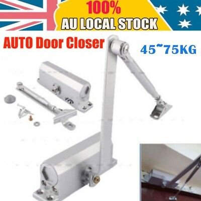 Hot Auto Door Closer Fire Rated 45~75KG  Suits Inward & Outward for Home Market