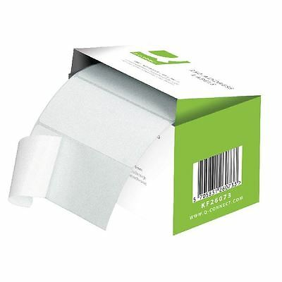 Q-Connect Adhesive Address Label Roll 102x49mm (Pack of 180) 0073024 [KF71458]