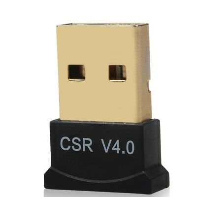Bluetooth V4.0 Adapter Mini Dongle Stick EDR USB 2.0 Dual-Mode HighSpeed Dongle