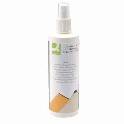 Q-Connect Whiteboard Surface Cleaner 250ml [KF04552]