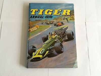 Tiger Annual 1970 (Unclipped)