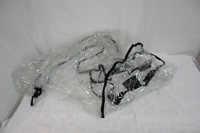 Valco Baby Runabout 2 Stroller Rain Cover Part