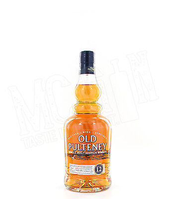 Old Pulteney Single Malt  12 Jahre - 0.7L