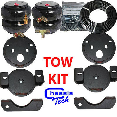 Air Tow Assist Kit 1999-06 Chevy Silverado 1500 2wd & 4wd overload