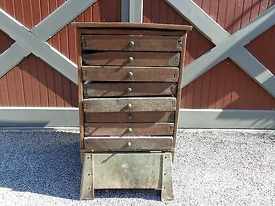 Antique US Cook Stove Seed & Fruit Drier, Made By E B Fahrney Waynesboro, Pa.