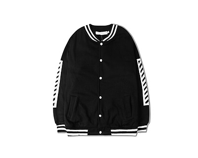 Uniform Men Casual All-match Hip hop BF Harajuku Baseball High Street Jacket