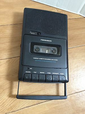 Vintage Ferguson FTR100 Compact Cassette Recorder And Player