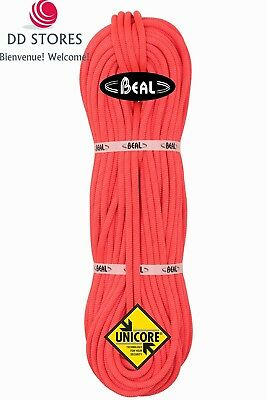 Beal Joker Unicore Corde à simple Orange 9,1 mm x 80 m