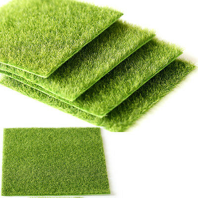 HOT Artificial Micro-Landscape Moss Turf Faux Moss Lawn Fake Ecology Decoration
