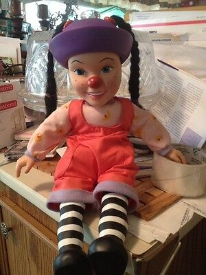 Vintage Big Comfy Couch Loonette Doll 1997