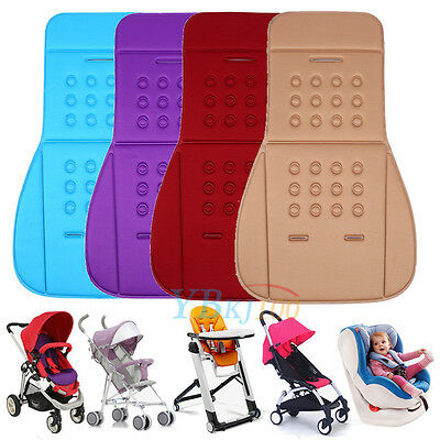 For Trolley Stroller Pram Pushchair Buggy Baby Car Seat Liner Pad Cushion Mat