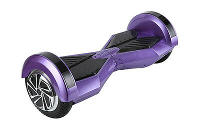 """Electric Scooter with 8"""" Wheels Bluetooth Enabled 2 Wheel Balancing Board"""