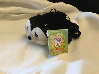 Precious Moments Tender Tails Black Spider Special Limited Edition