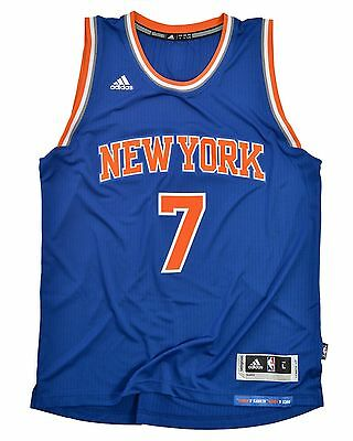 Adidas New York Knicks Carmelo Anthony Swingman Jersey (M NEYKNI SL JERS)
