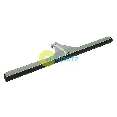Foam Rubber Squeegee 660mm Dual Blades, Rivet Fixed To A Steel Channel