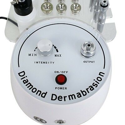 Beautystar 3 in 1 Diamond Microdermabrasion Dermabrasion Machine Facial Care Sal