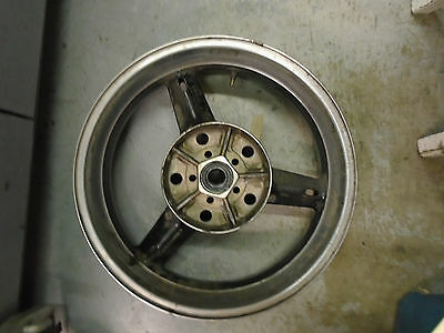 2005 Suzuki Gsx-R 600  Rear Wheel