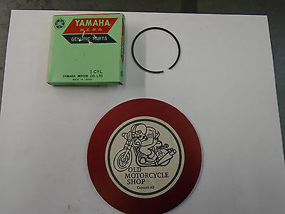 Yamaha Piston Rings   76-77 Yz100   #1G9-11611-00  Std.