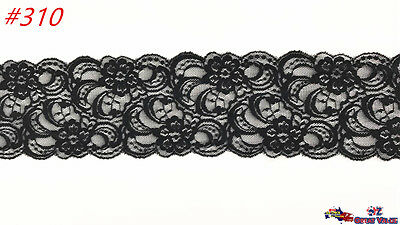 Polyester Cotton Lace Edge Trim Wedding Appliqué Ribbon Sewing DIY Craft