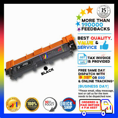 1x TN-251 Black Toner for Brother HL-3150CDN HL-3170CDW MFC-9340CDW MFC-9330CDW