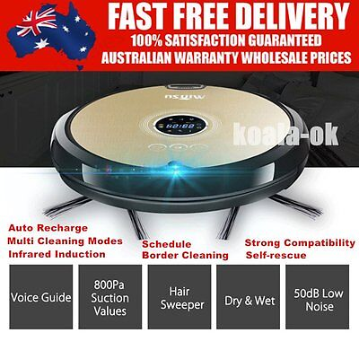 Minsu Automatic Cleaner Self Charge Intelligent Robot Sweeper Efficient Clean OK