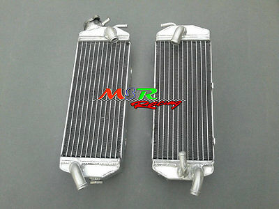 for KTM 250 400 450 520 525 MXC EXC 2000 2001 2002 aluminum radiator new