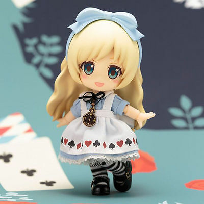 Anime Alice in Wonderland Nendoroid Real Clothes Ver. Doll Action figure Toy