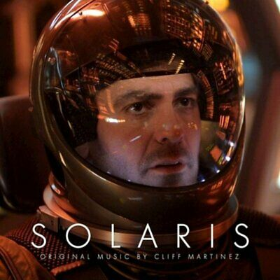 Solaris soundtrack Cliff Martinez limited COSMIC COLOURED vinyl LP NEW/SEALED
