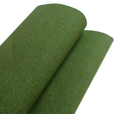 0.9m Width Thicken Army Green Cotton Canvas Fabric Heavy Duty Cloth for Craft