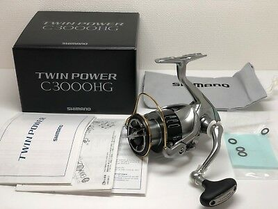 SHIMANO 15 TWINPOWER C3000HG   - Free Shipping from Japan