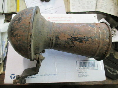 Antique 1920's-30's car electric horn, possibly Model T Ford