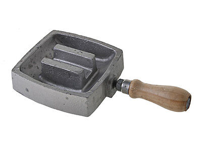Mansfield Dive Weight Mould 3lb