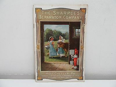 The Sharples Separator Co., Catalog... 1909