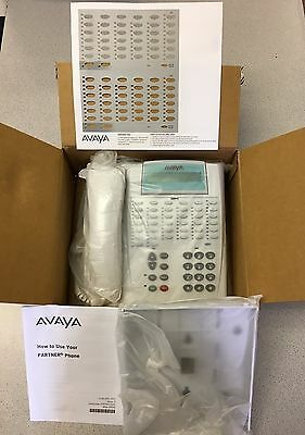 Avaya Partner Series 2 34D White 700340243 New