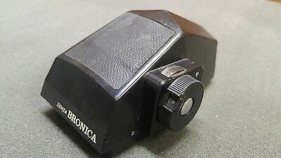ZENZA BRONICA METEREDPRISM FINDER S For Classic Bronica SQ-A