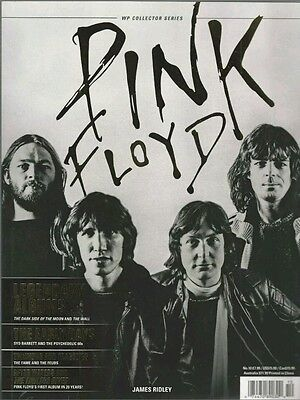 Wp Collector's Series Special Pink Floyd Magazine Book New Rare