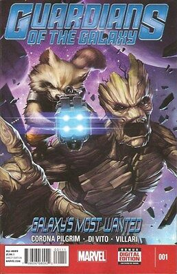 Guardians of the Galaxy: Galaxy's Most Wanted #1 (September 2014, Marvel)
