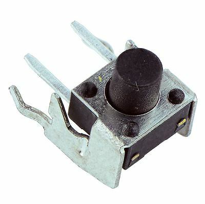 10 x 6x6mm Right Angle Momentary PCB Tactile Switch 7.0mm