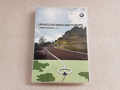 BMW UPDATE ROAD Map Europe Professional 2019 65902465032 ...