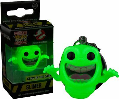 Ghostbusters Slimer Portachiavi Glow In The Dark Pop! Keychan