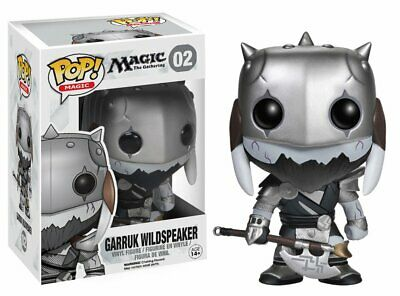 Magic The Gathering Garruk Wildspeaker Pop!