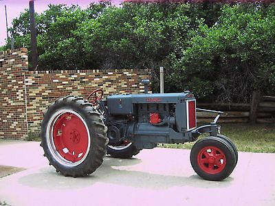1938 Case Tractor Model Ch